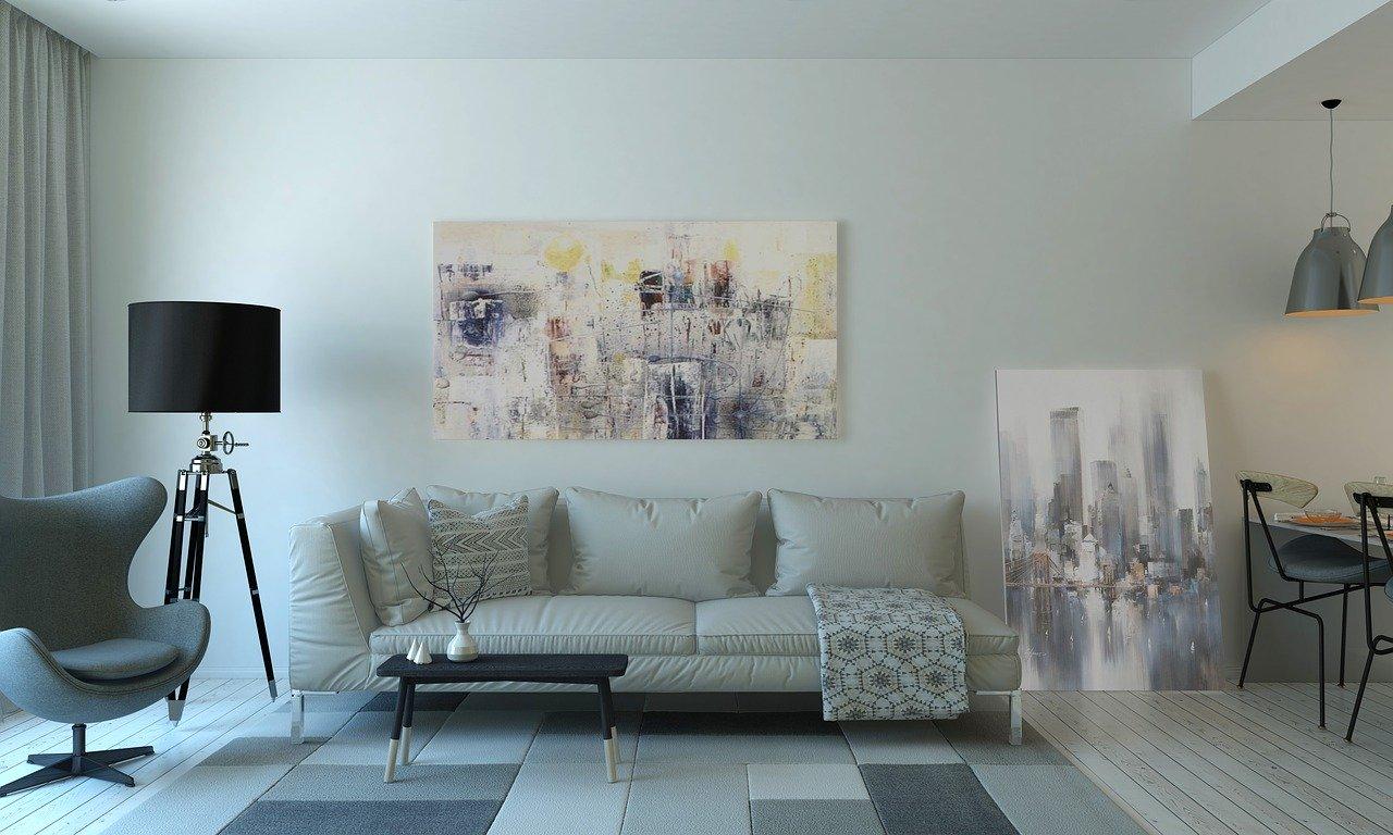 现代轻奢家具在低调中呈现精致暖心的家居生活