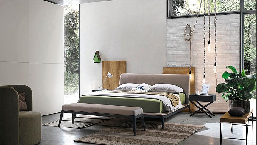 意式极简沙发的材料